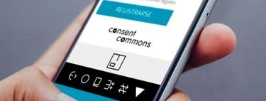 Consent Commons es la iniciativa española que quiere simplificar los textos legales con iconos a nivel mundial