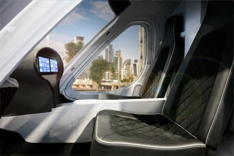 Volocopter Pruebas Dubai 2