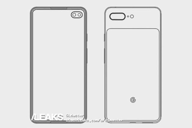 Una filtración del Pixel 4(cuatro) XL lo ubica con una pantalla perforada y cuatro cámaras, como el Galaxy S10+