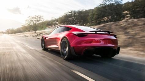 Coche del Año 2017 Motorpasión Tesla Roadster