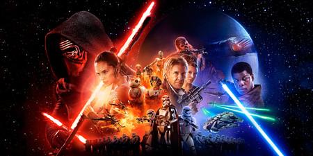 Resultado de imagen de Star Wars: Episodio VII - El despertar de la Fuerza