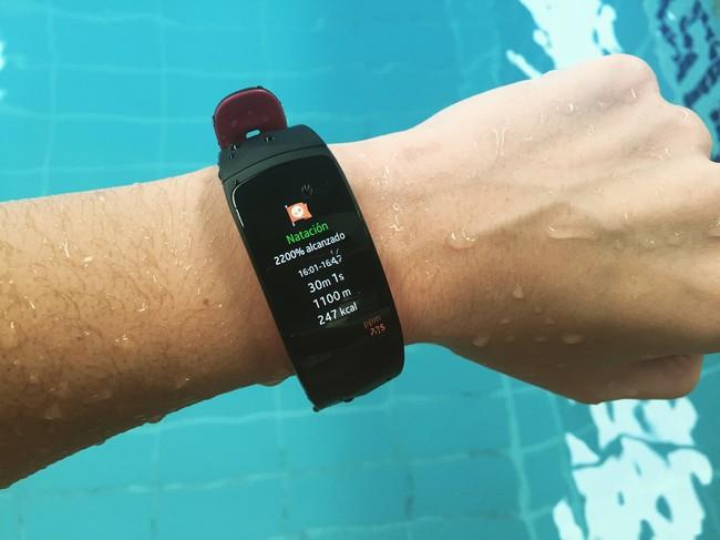 Permalink to Samsung Gear Fit 2 Pro, análisis: cuantifícalo todo ahora también bajo el agua