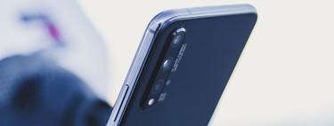 Huawei Nova 5T, análisis: la gama media alta de Huawei℗ tiene cuatro cámaras y es ambiciosa