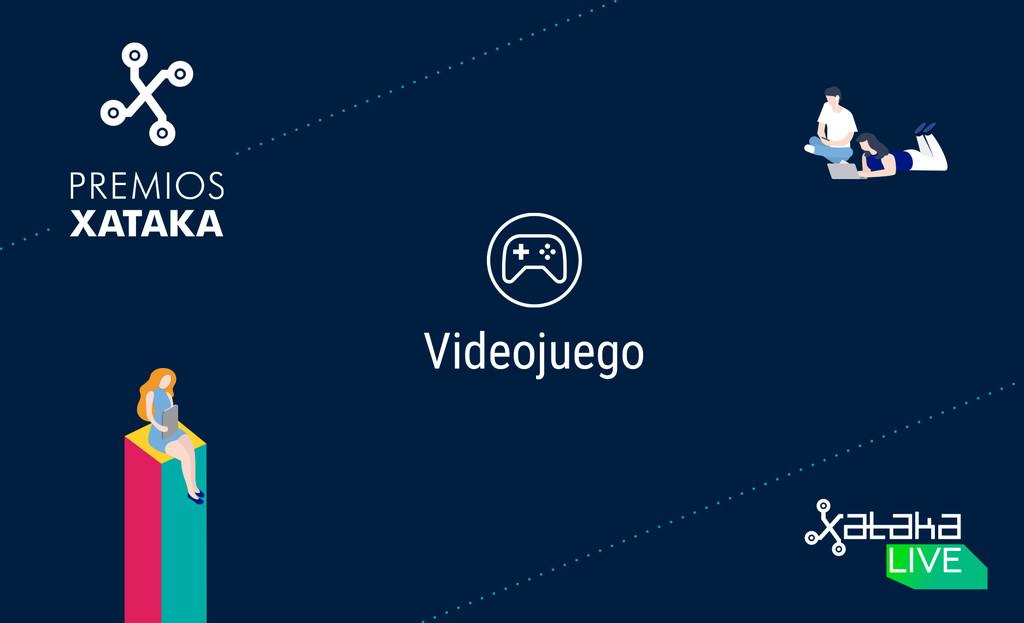 Mejor videojuego: vota en los Premios Xataka 2018