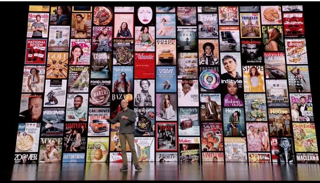 Apple News+: más de 300 revistas y periódicos con un pago único
