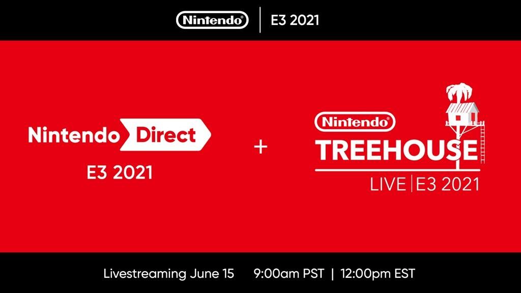 Nintendo realizará el 15 de junio un Nintendo Direct de 40 minutos dedicado  a los nuevos juegos para Switch [E3 2021]