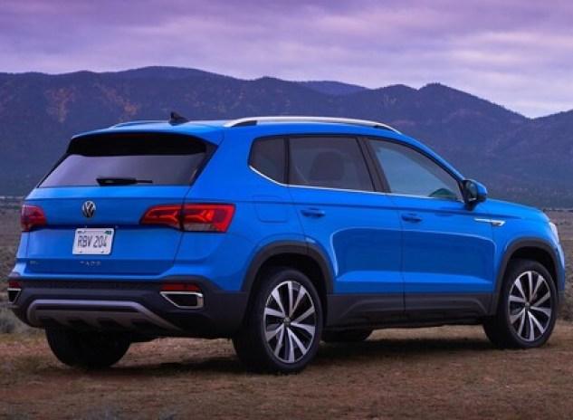 Volkswagen Taos Llamado A Revision Mexico 2