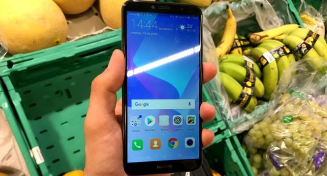 Huawei Y6 Supermercat 2