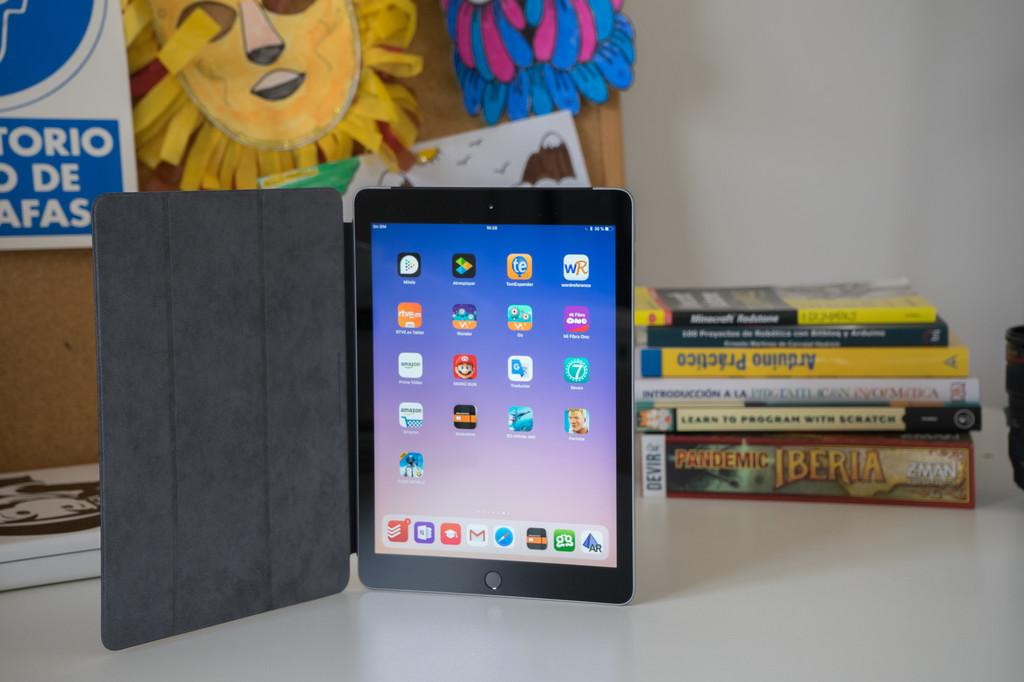 Permalink to Nuevo iPad 2018, análisis: da igual cómo lo uses, es el mejor producto de Apple en relación calidad/precio