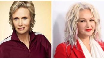 """""""Como 'Las chicas de oro' en la actualidad"""": Netflix ficha a Jane Lynch y Cyndi Lauper para una nueva serie de humor"""
