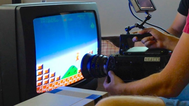 Slow Mo Guys Super Mario Tv