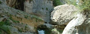 Citas para fotografiar el otoño: el nacimiento del río Pitarque en Teruel