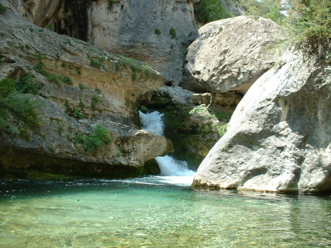 Nacimiento Pitarque Teruel