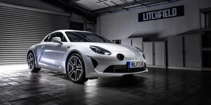 Litchfield exprime el 1.8 litros turbo del Alpine A110 hasta los 300 CV, y prevé otro nivel con 320 CV
