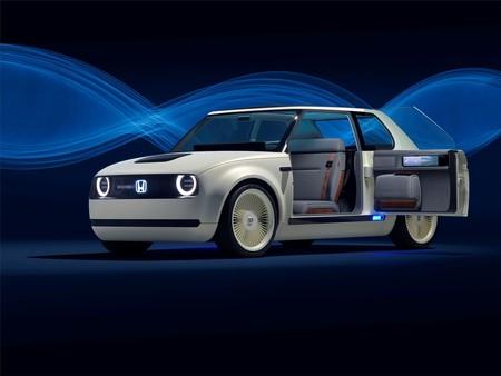 Honda Urban Ev Concept 5