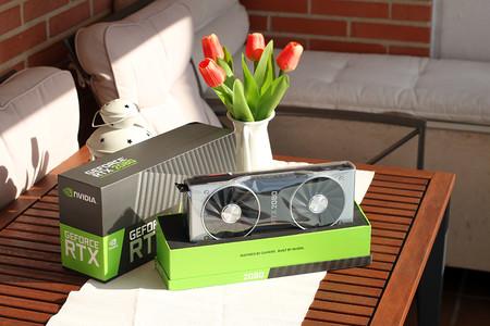 Nvidia Geforce Rtx 2000 4