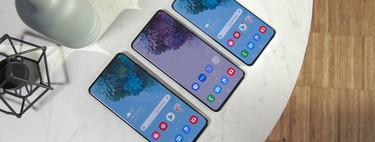 Samsung Galaxy℗ S20, S20+ y S20 Ultra, primeras impresiones: 'plus' ya no es suficiente, ahora lo mejor es 'ultra'