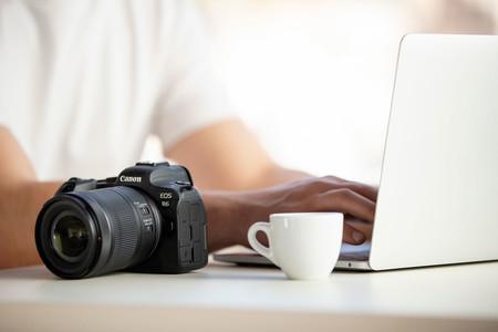 Canon Eos R6 Wifi