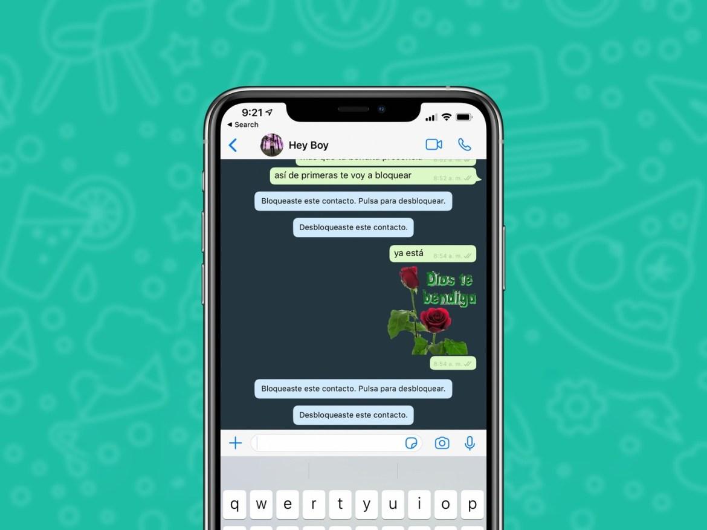 WhatsApp cambia la función para bloquear contactos: ahora muestra un aviso  y permite gestionarlos más fácilmente