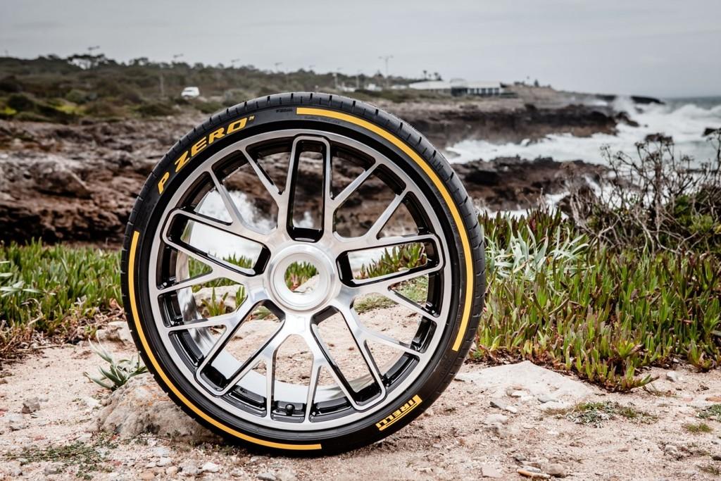 Pirelli 'Cyber Tire': así el es el primer neumático