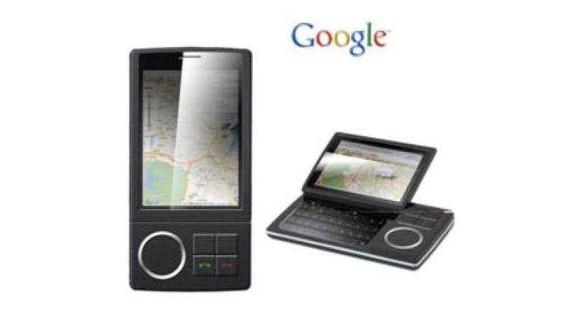 First Google® Phone