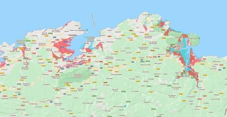 Santander, Santoña y Laredo en 2050