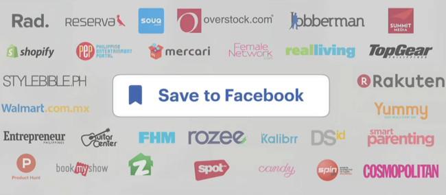Permalink to Facebook le declara la guerra a Pocket presentando 'Save to Facebook'