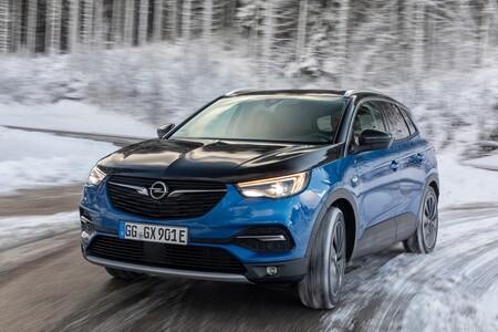 Opel Grandland X Selective Hibrido Enchufable
