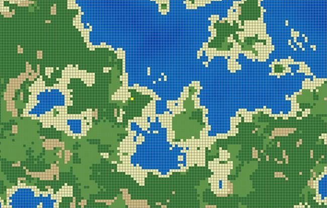 Permalink to Si te gustan los mapas, te encantarán los mapas procedurales generados por ordenador