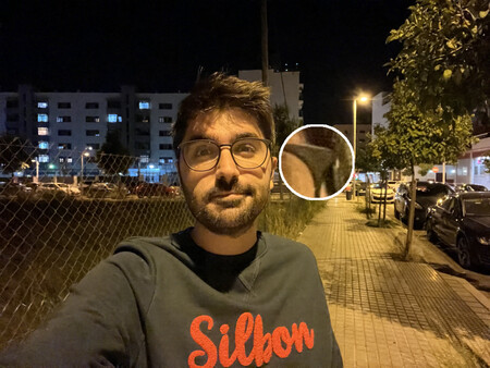 Selfie Gran Angular Noche