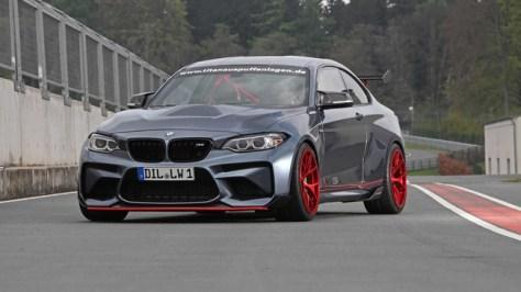 Lightweight Performance BMW M2