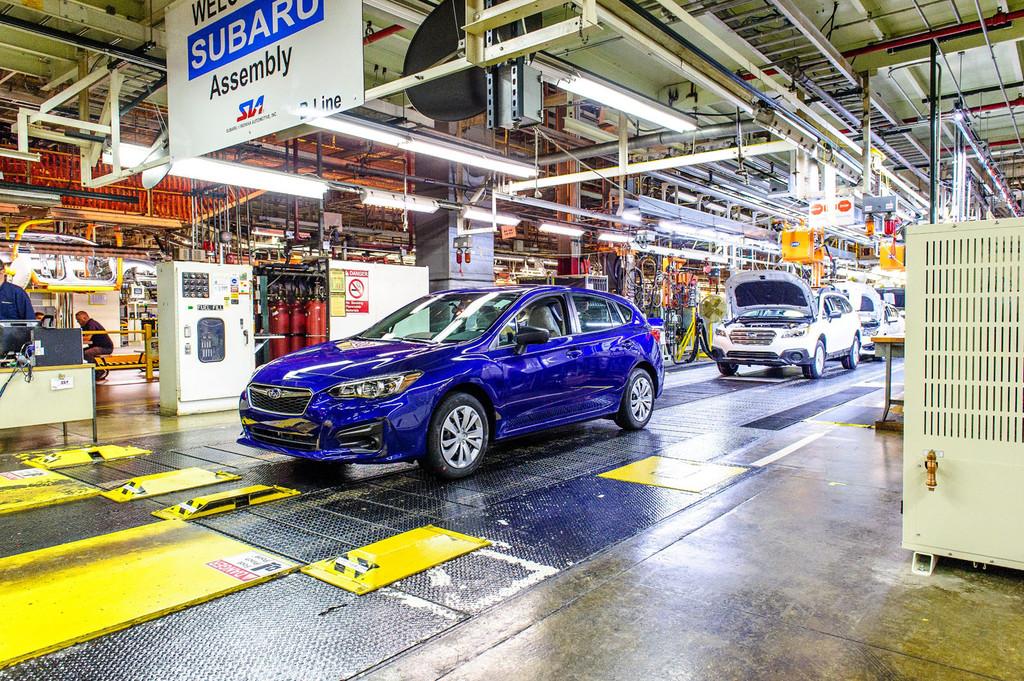 Un fallo de codigo causa que Subaru tenga que destruir casi 300 vehículos por no tener arreglo