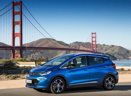 Opel Ampera E 2017 Azul 14 B