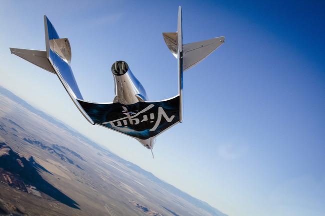 Permalink to El avión espacial de Virgin Galactic alcanza la mesosfera por primera vez: el espacio cada vez más cerca