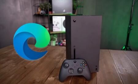 Edge On Xbox Series X