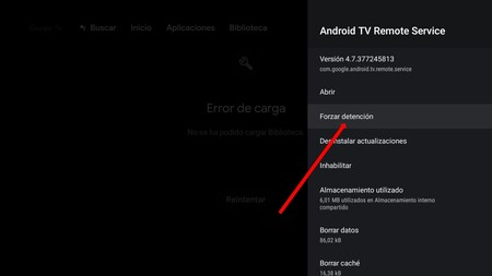 Close Android Tv Applications