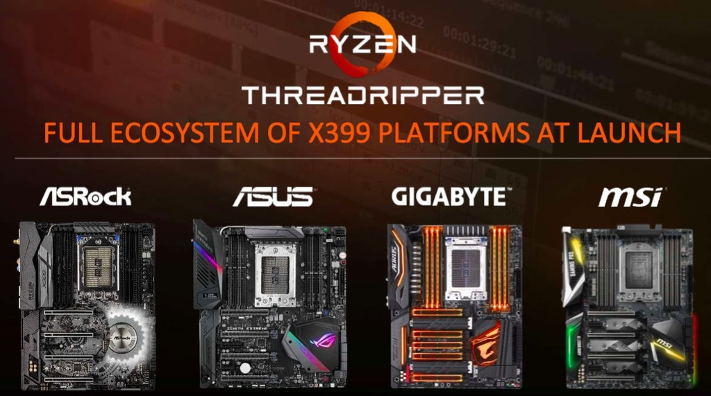 Motherboard Threadripper