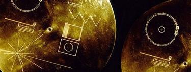 No hemos mandado un mensaje al espacio, hemos mandado un sudoku: revisitando los 'confusos' discos de las Voyager 42 años después