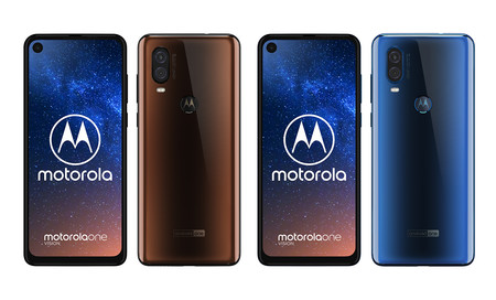 Motorola One Vision Versiones