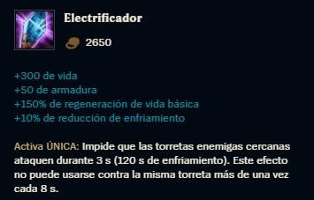 Electrificador