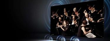 Samsung quiere convertir los altavoces de la tele en canales extra para sus nuevas barras de sonido con la tecnología Q-Symphony