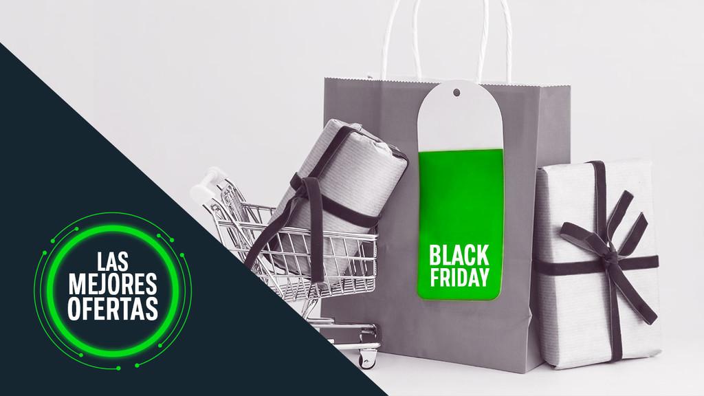 Black Friday 2018: Mejores ofertas de tecnología e informática de hoy miércoles