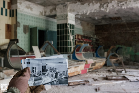 Pripyat Then And Shops 2