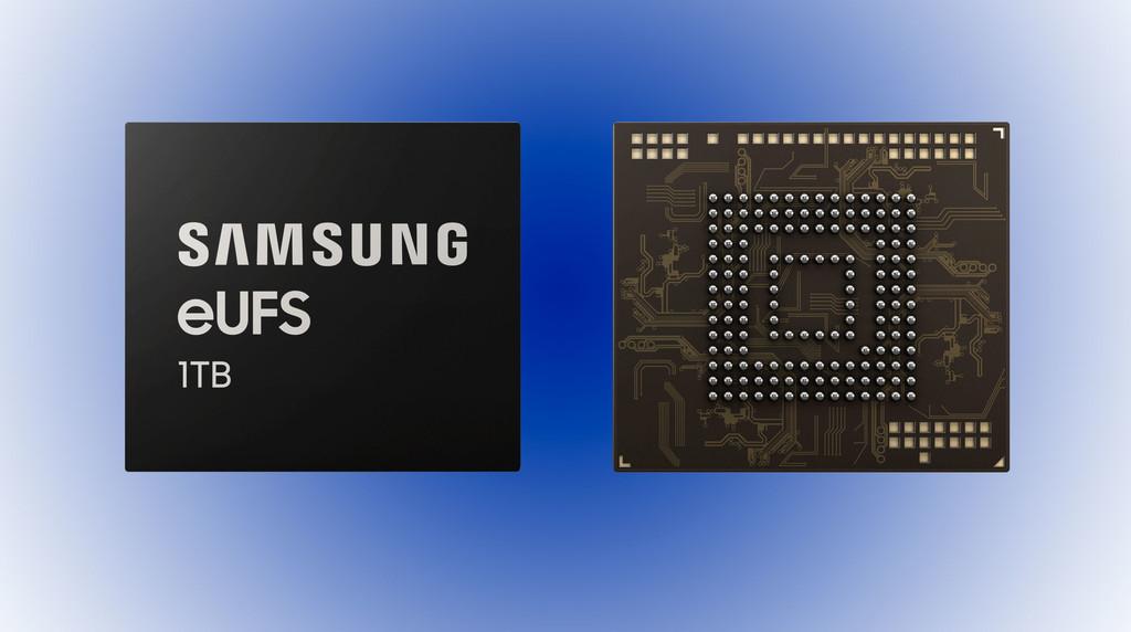 """Permalink to Samsung anuncia el almacenamiento de 1 TB en móviles: esta vez sin """"trucos"""" y a tiempo para los buques insignia de 2019"""