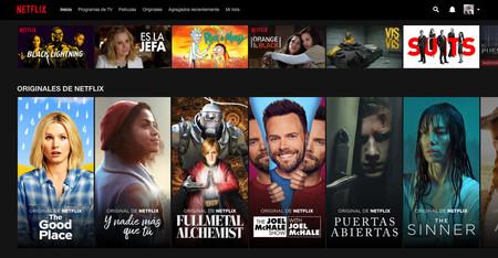 Netflix Originales