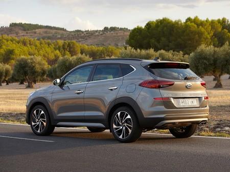 Hyundai Tucson 2018 Prueba