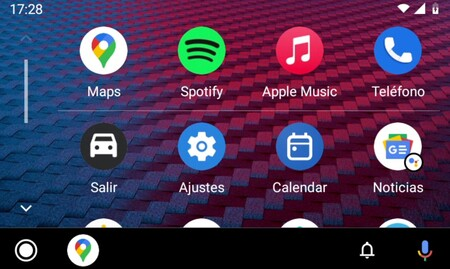 Android Auto Wallpaper