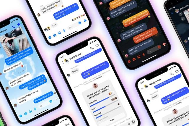 Facebook unifica los grupos de Messenger℗ e Instagram