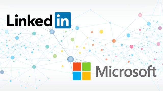 Microsoft Linkedin ©Blog Share