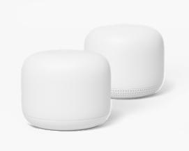Router y punto de acceso inalámbrico Google Nest Wifi